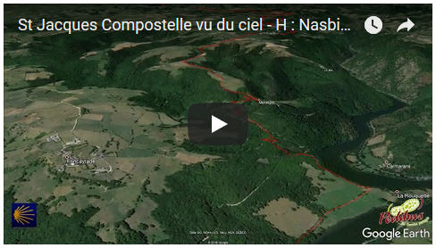 Etape H : Nasbinals / Conques